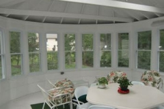 Dining in Sun room- East Handover, NJ- Lifetime Alluminum