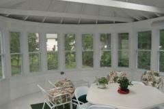 Dining in Sun room- East Handover, NJ- Lifetime Alluminum