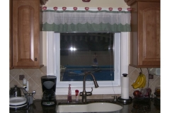 Kitchen awning- East Handover, NJ- Lifetime Alluminum