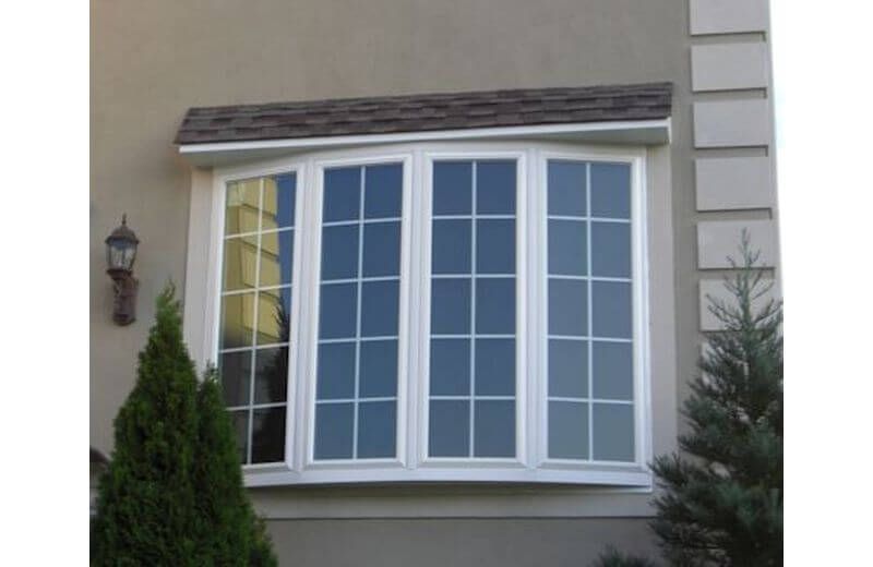 bay and bow replacement windows