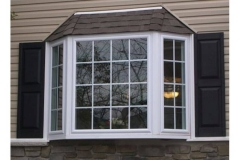 Bay window- East Handover, NJ- Lifetime Alluminum