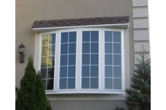 Bay window exterior- East Handover, NJ- Lifetime Alluminum