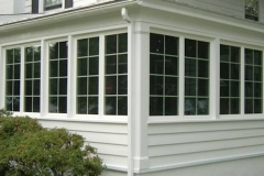Porch Casement Windows in East Hanover NJ - Lifetime Aluminum