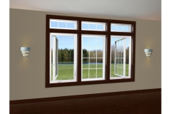 Casement Windows in East Hanover NJ  - Lifetime Aluminum