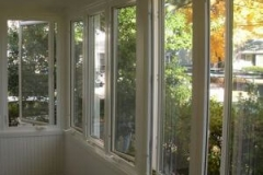 Interior Casement Windows in East Hanover NJ - Lifetime Aluminum