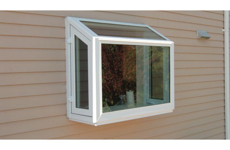 Garden windows east hanover newark nj lifetime aluminum for Garden window replacement