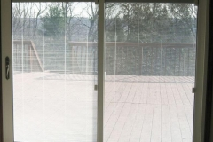 Blinds on patio doors- East Handover, NJ- Lifetime Alluminum