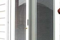 Exterior view of patio door- East Handover, NJ- Lifetime Alluminum