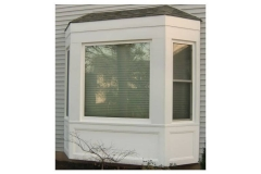 Exterior View of Picture Windows - Easy Hanover, NJ - Lifetime Aluminum