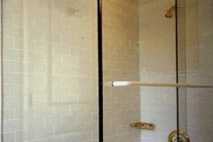 Sliding Shower Doors in East Hanover NJ - Lifetime Aluminum
