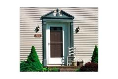 Back Entry Door - East Hanover, NJ - Lifetime Aluminum