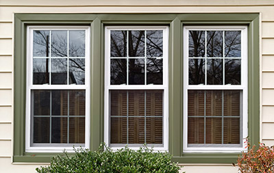 Three Replacement Windows